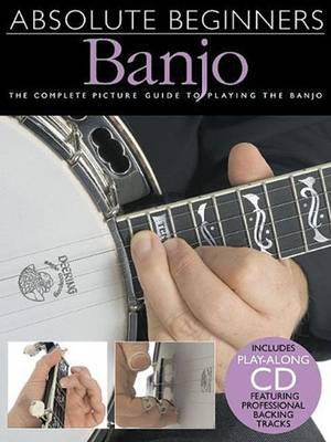 Absolute Beginners: Banjo (Paperback)