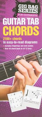 The Gig Bag Book Of Guitar Tab Chords (Paperback)