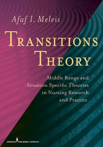 Transitions Theory: Middle Range and Situation Specific Theories in Nursing Research and Practice (Hardback)