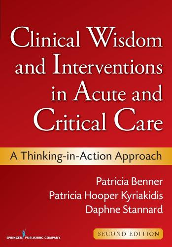 Clinical Wisdom and Interventions in Acute and Critical Care: A Thinking-in-Action Approach (Paperback)
