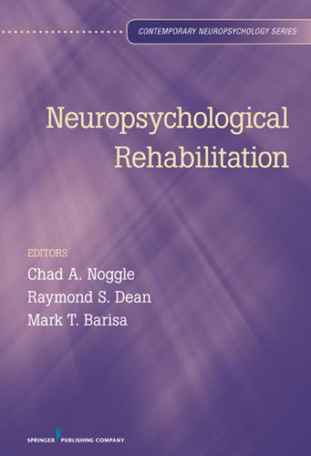 Neuropsychological Rehabilitation (Hardback)