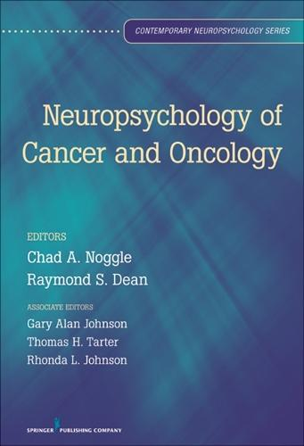 Neuropsychology of Cancer and Oncology (Hardback)