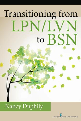 Transitioning From LPN/LVN to BSN (Paperback)