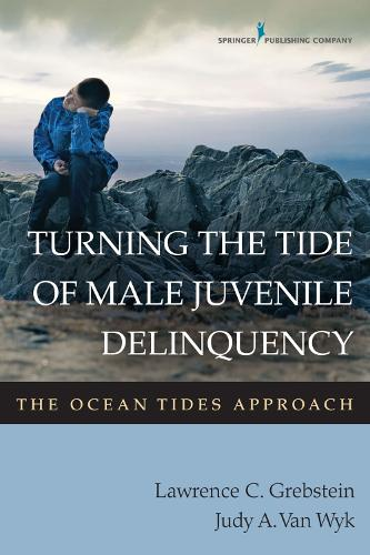 Turning the Tide of Male Juvenile Delinquency: The Ocean Tides Approach (Hardback)