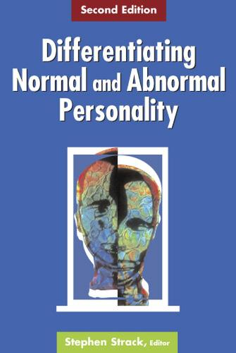 Differentiating Normal and Abnormal Personality (Hardback)