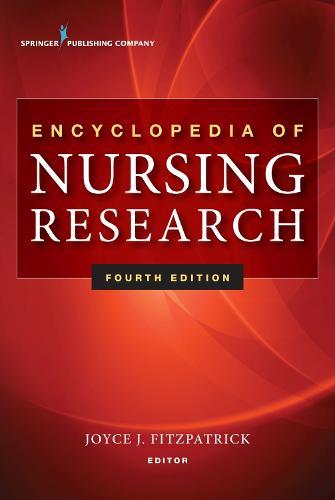 Encyclopedia of Nursing Research (Hardback)