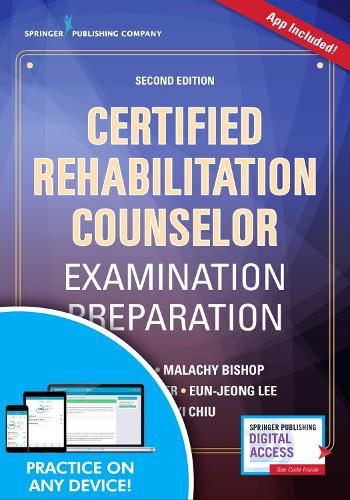 Certified Rehabilitation Counselor Examination Preparation: A Concise Guide to the Rehabilitation Counselor Test (Paperback)