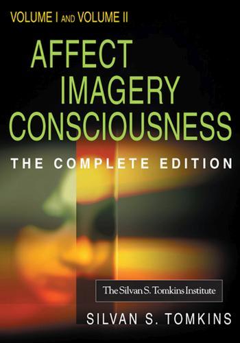 Affect Imagery Consciousness v. 1 (Hardback)
