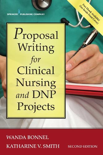 Cover Proposal Writing for Clinical Nursing and DNP Projects