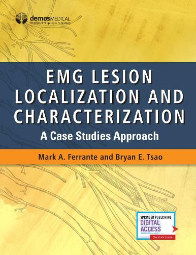 EMG Lesion Localization and Characterization: A Case Studies Approach (Paperback)