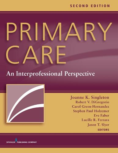 Primary Care: An Interprofessional Perspective (Paperback)