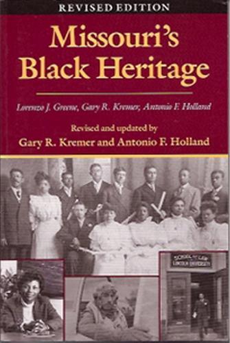Missouri's Black Heritage (Hardback)