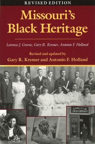 Missouri's Black Heritage (Paperback)