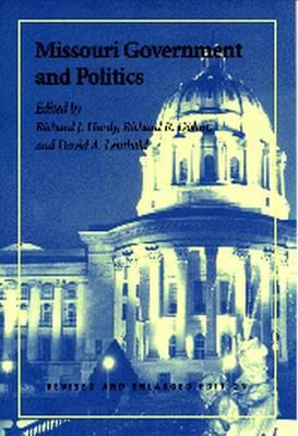 Missouri Government and Politics (Paperback)