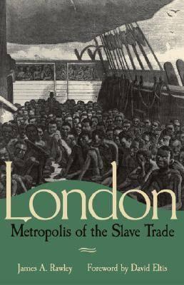 London, Metropolis of the Slave Trade - Shades of Blue & Gray Series (Hardback)