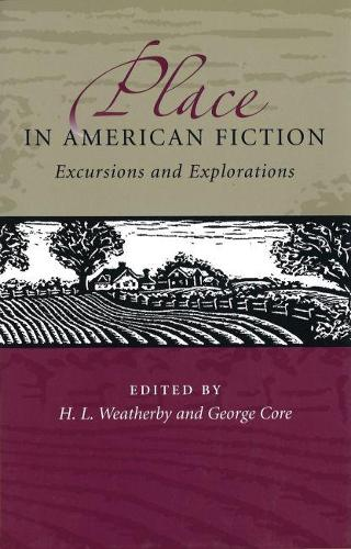 Place in American Fiction: Excursions and Explorations (Hardback)