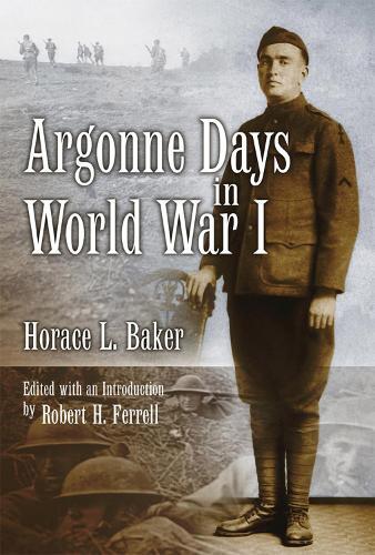 Argonne Days in World War I (Hardback)