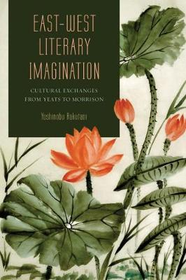 East-West Literary Imagination: Cultural Exchanges from Yeats to Morrison (Paperback)