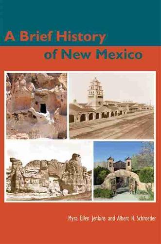 Brief History of New Mexico (Hardback)