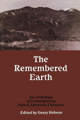 Remembered Earth O/P (Paperback)
