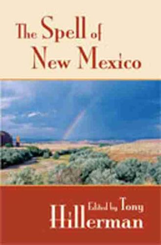 The Spell of New Mexico (Paperback)
