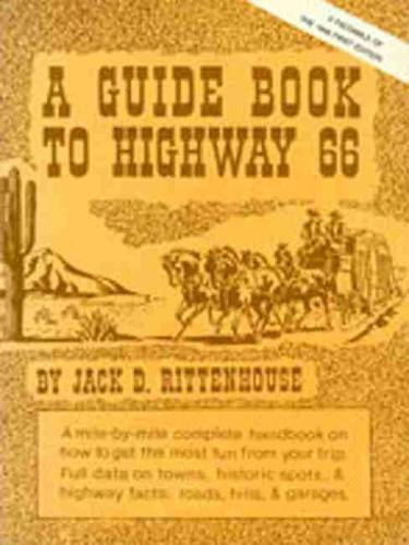 Guide Book to Highway 66 (Hardback)