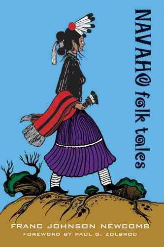 Navaho Folk Tales (Hardback)