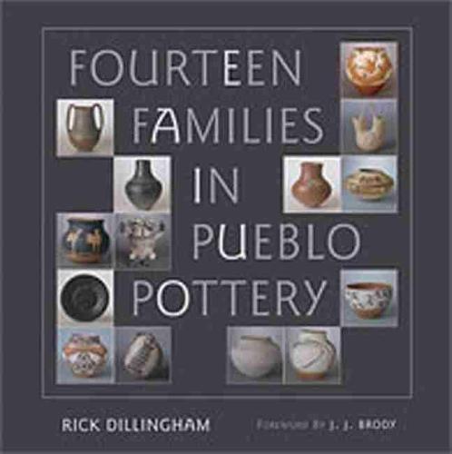 Fourteen Families in Pueblo Pottery (Paperback)