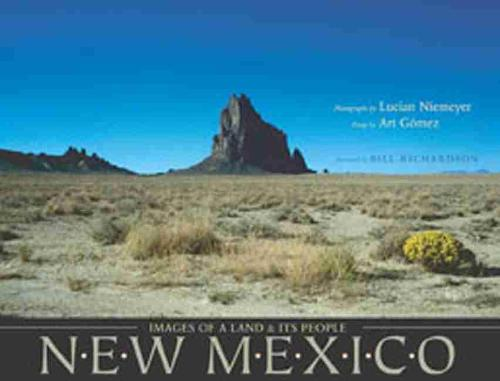 New Mexico: Images of a Land and Its People (Hardback)