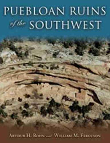 Puebloan Ruins of the Southwest (Paperback)