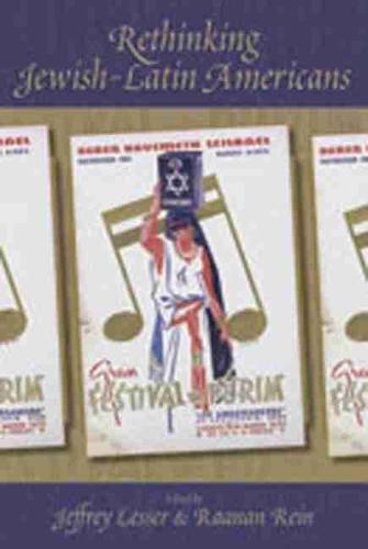 Rethinking Jewish-Latin Americans - Dialogos Series (Paperback)