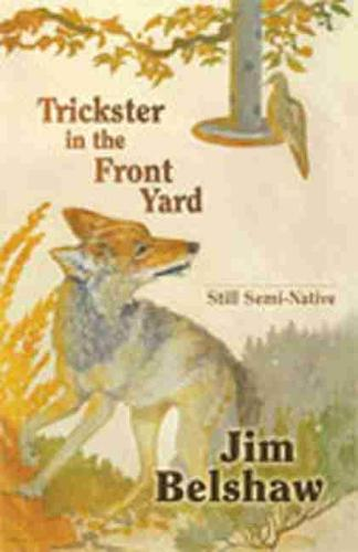 Trickster in the Front Yard: Still Semi-native (Paperback)