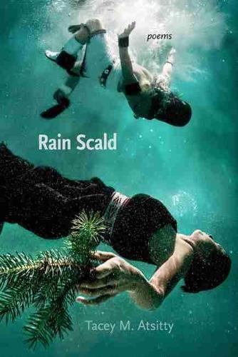 Rain Scald: Poems - Mary Burritt Christiansen Poetry Series (Paperback)