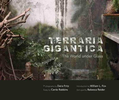 Cover Terraria Gigantica: The World under Glass
