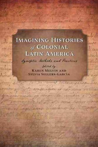 Imagining Histories of Colonial Latin America: Synoptic Methods and Practices - Religions of the Americas Series (Hardback)