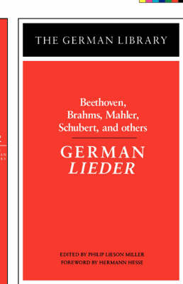 brahms and mahler an essay on
