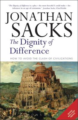 Dignity of Difference - Us Edition (Hardback)