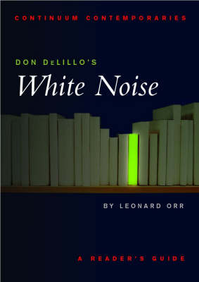 White Noise Book