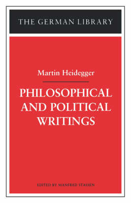 Philosophical and Political Writings - The German library v. 76 (Paperback)