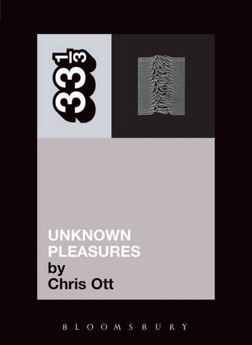 Joy Division's Unknown Pleasures - 33 1/3 (Paperback)
