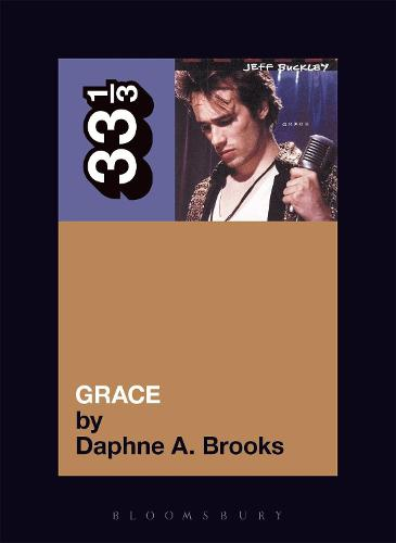 Jeff Buckley's Grace - 33 1/3 (Paperback)