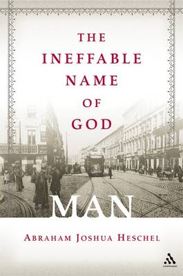 Ineffable Name of God: Man  - Poems in Yiddish and English (Paperback)