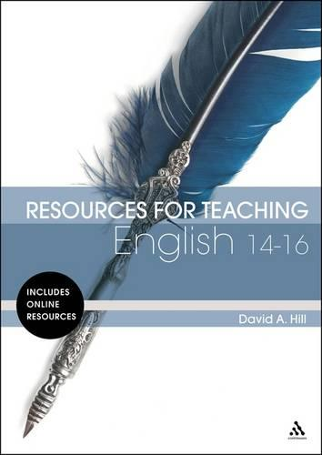 Resources for Teaching English: 14-16 - Resources for Teaching (Paperback)