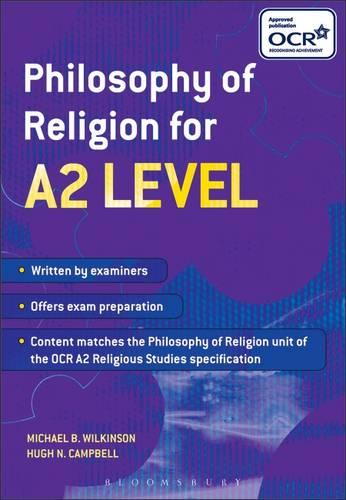 Philosophy of Religion for A2 Level (Paperback)