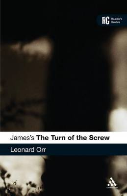 "James's ""The Turn of the Screw"" - A Reader's Guides (Paperback)"