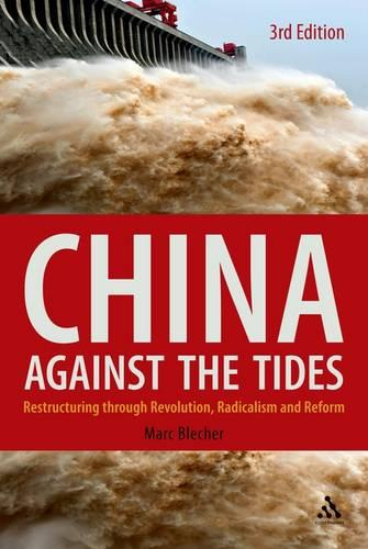 China Against the Tides: Restructuring Through Revolution, Radicalism and Reform (Hardback)