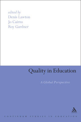 Quality in Education: A Global Perspective (Hardback)