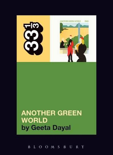 Brian Eno's Another Green World - 33 1/3 (Paperback)