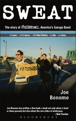 Sweat: The Story of the Fleshtones, America's Garage Band (Paperback)