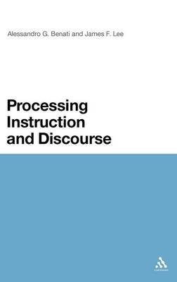 Processing Instruction and Discourse (Hardback)